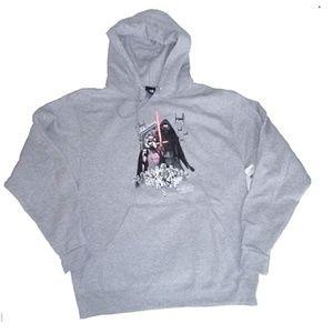 Mens Star Wars First Order Army Hoodie Sweatshirt